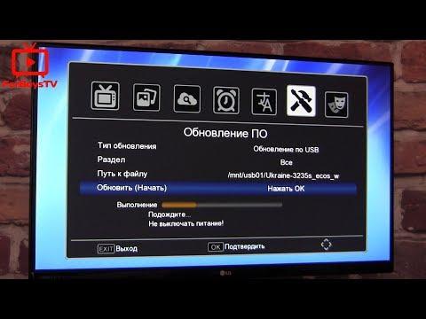 Как правильно прошить Т2 тюнер World Vision T62N (T62A, T62D, Т62М) через USB флешку