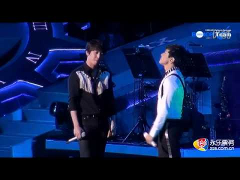 [Vietsub] YongHwa ft JJ Lin - Practice Love + Checkmate @JJ Lin GWT in Beijing {BOICE Team}