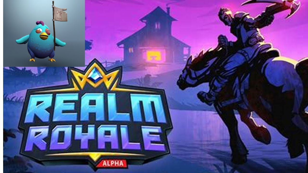 Matchmaking realm royale