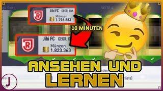 FIFA 18: In 10 Minuten über 25.000 COINS GEWINN mit 1 Karte! | FUT Trading Challenge #1