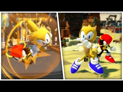 Mighty The Armadillo In Sonic Generations