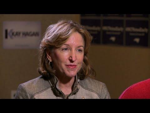 Full interview: Gwen Ifill with NC Sen. Kay Hagan
