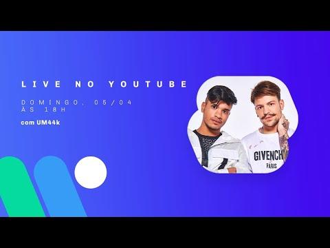 Um44k Ao Vivo Warner Music Entrou Na Sala Youtube