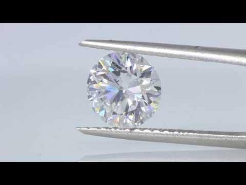 3.04CT Round Brilliant Diamond GIA Certified E/SI1 Triple VG 40% Below Wholesale $39,750