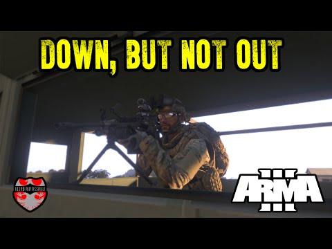 DOWN, BUT NOT OUT! - 183rd Air Assault Milsim Unit - Episode 4