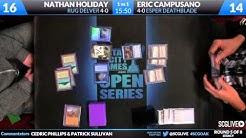 SCGOAK - Legacy - Round 5 - Nathan Holiday vs Eric Campusano