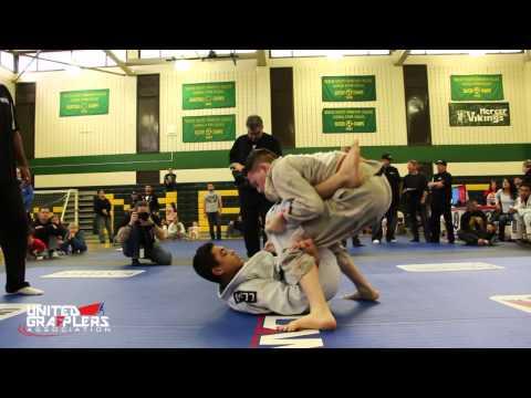 Nick Rubino (Martinez BJJ) Vs Titus Reyes (RABJJ) - UGA Spring 2015