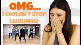 BTS (방탄소년단) Baepsae Dance Practice & Things You Didn't Notice Reaction