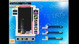 Tetris Online 0-57-902 in Time Attack