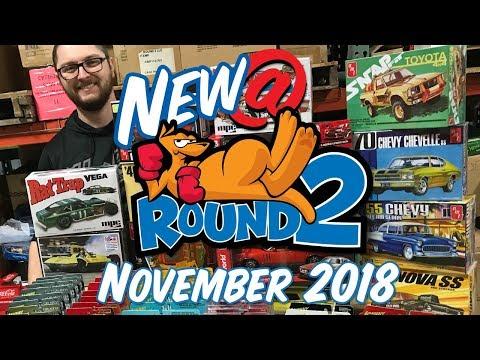 Round 2 November 2018 Product Spotlight