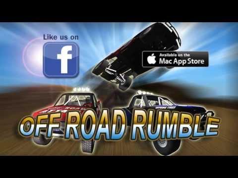 Off Road Rumble Trailer
