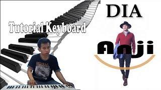 Tutorial Keyboard Lagu Anji (Dia) ~ Chord Simple dan Mudah buat Pemula