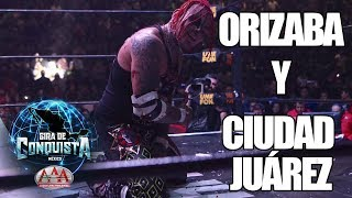 LuchaLibreAAA #Deportes #Lucha Lucha inicial y semifinal de Orizaba...