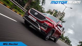 MG Hector - Is It Durable & Reliable? | MotorBeam