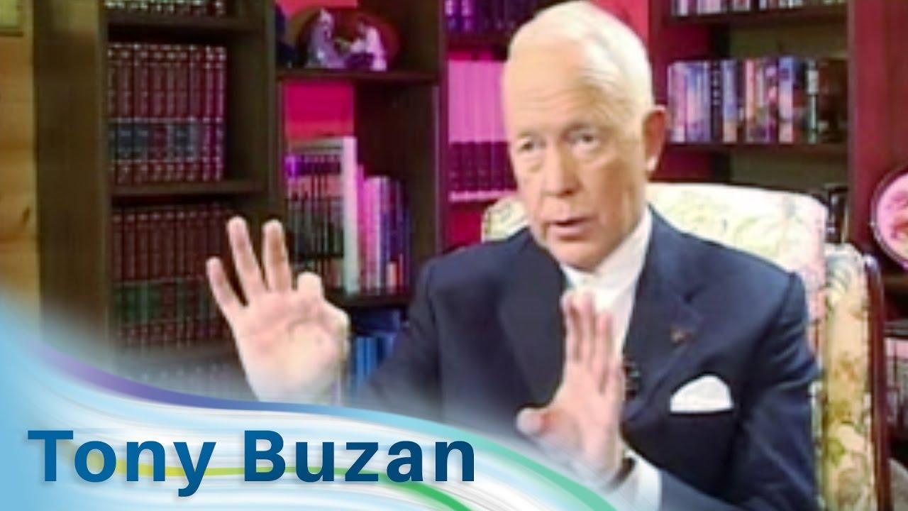 Maximise the Power of Your Brain – Tony Buzan MIND MAPPING