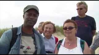 ARD Wanderkarte Deutschland - Sylt mit Yared Dibaba