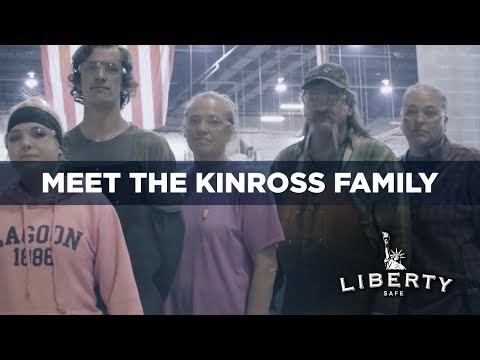 The Heart of Liberty Safe: Kinross Family