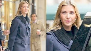 Ivanka Trump Spotted on the Morning After President Donald Trump Wins Election | Splash News TV