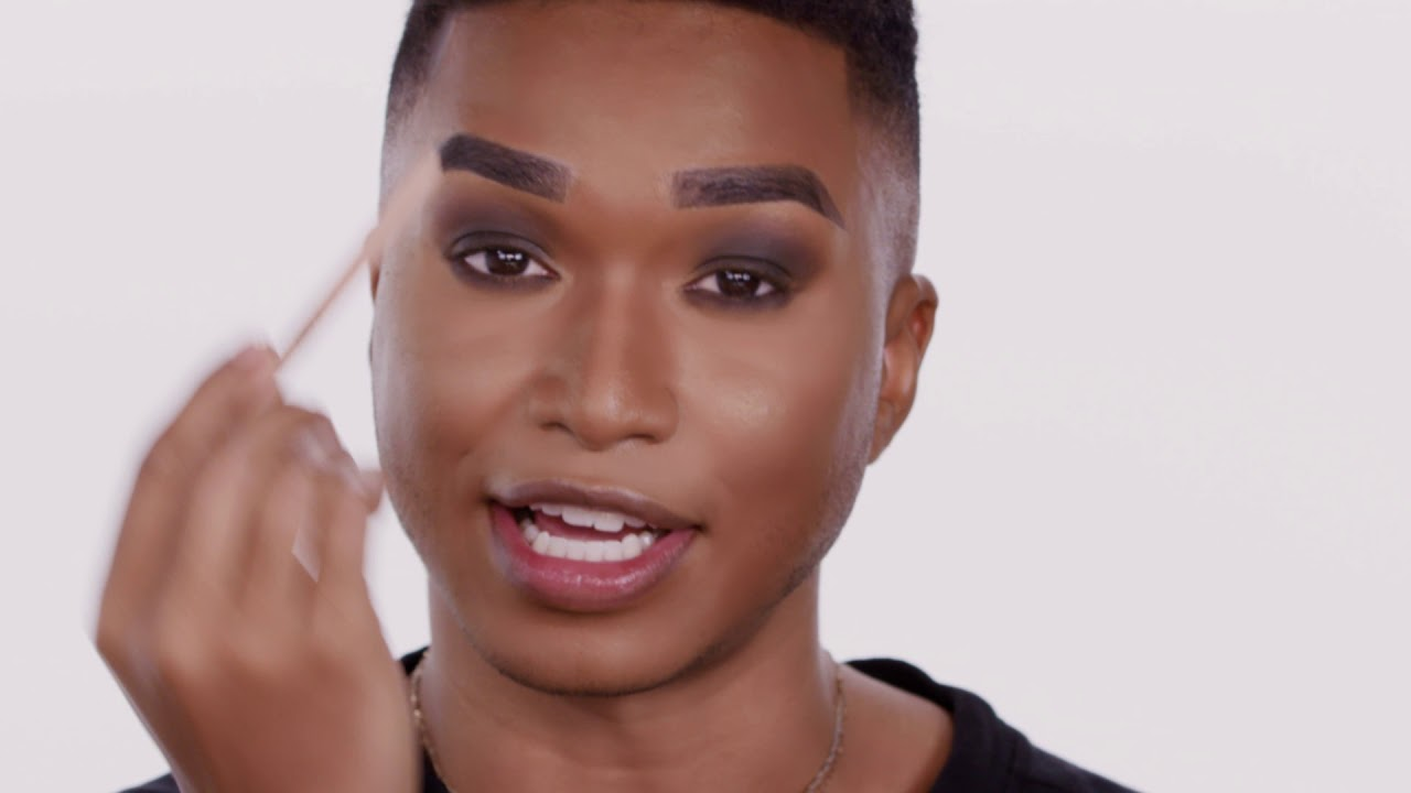 Victor Ramos' Smokey Eye Tutorial