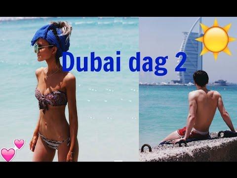DubaiVlogg - dag 2