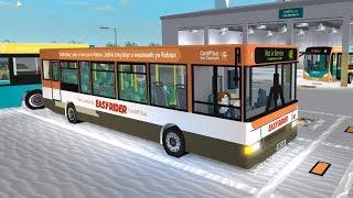 ROBLOX | Ammanford Bus Simulator | #1