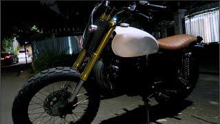 Video MotoVLog - Modifikasi Honda Tiger Japstyle/Tracker download MP3, 3GP, MP4, WEBM, AVI, FLV Agustus 2018