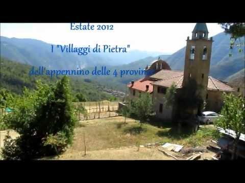 """Appennino delle 4 province: dall'Alfeo all'Antola attraverso i """"Villaggi di Pietra"""""""