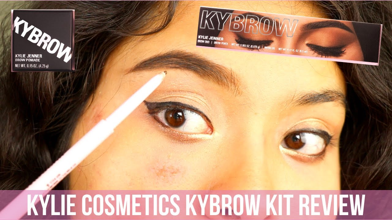 Brow Pencil by Kylie Cosmetics #6