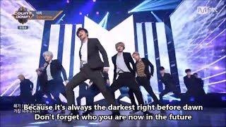 Download TOMORROW - BTS (방탄소년단) - @ BTS Countdown (2017) [ENG / FR / THAI SUB] Mp3