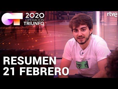 RESUMEN DIARIO OT 2020 | 21 FEBRERO