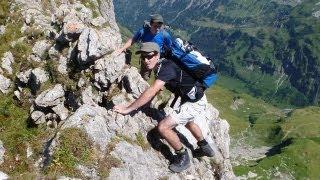 Bergtour auf den Schneck