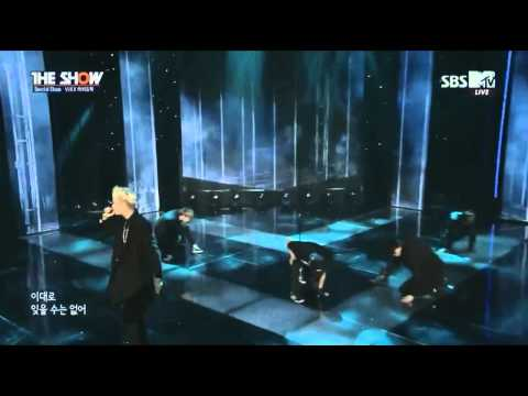Live HD | 150317 Ravi (VIXX) & Hyuk (VIXX) - Memory @ SBS MTV The Show All About K-POP