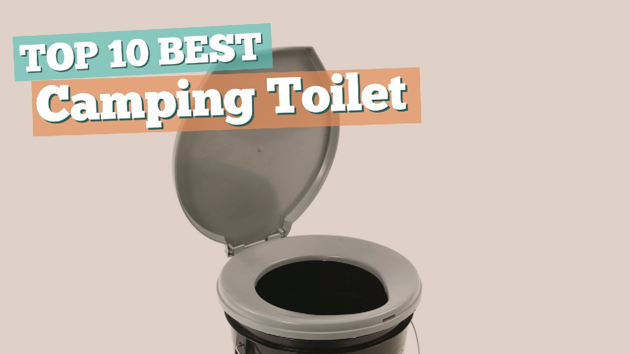 camping toilet top 10 best sellers 2017 youtube. Black Bedroom Furniture Sets. Home Design Ideas