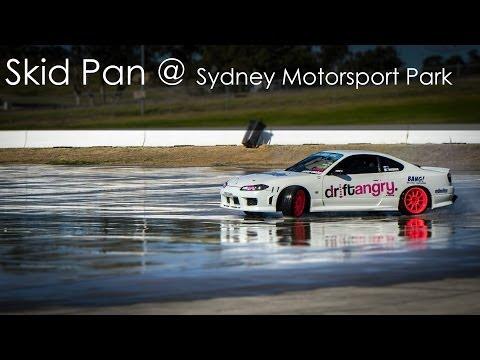 Drifting at Sydney Motorsport Park by ItsDanKReviews