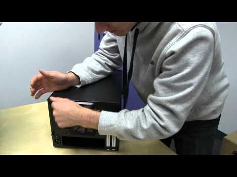 Fractal Design Node 304 ITX Modular Case Unboxing & First Look Linus Tech Tips