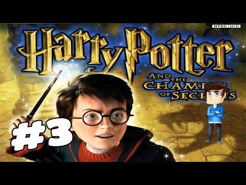 Harry Potter och Hemligheternas Kammare - FÖRSVARSLEKTION - #3