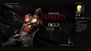 Mortal kombat X Tower