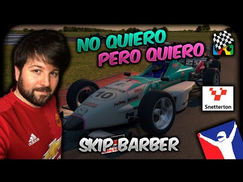 🛣️ iRacing | No Quiero pero Quiero (Skip Barber @ Snetterton 300) Virtual Reality 😎 | 🏁 Race #078