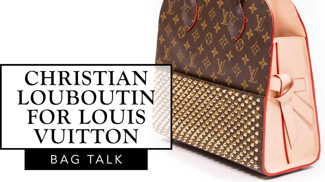 ac1a933a234 How To Pair The Christian Louboutin for Louis Vuitton Bag