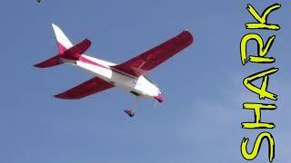 RC model airplane  SHARK S 30E