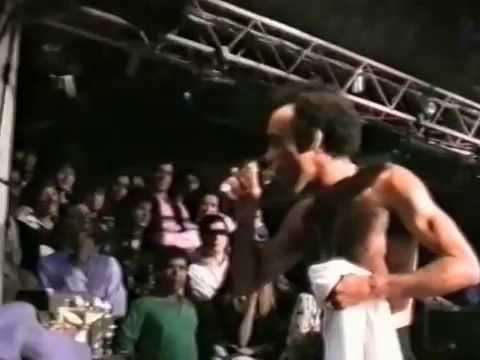 Boney M ao vivo no Penha Club   Guimarães  2