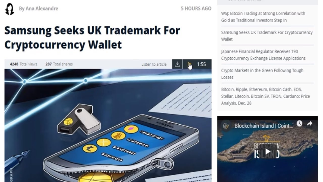 ripple cryptocurrency wallet uk