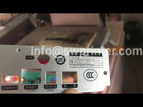Screen printer for metal products, how to print on metals