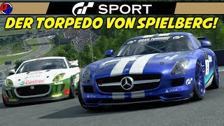 TAKTIK SPIELCHEN!   Gran Turismo Sport   MERCEDES SLS AMG GT4 @ Red Bull Ring   Let's Play GT S