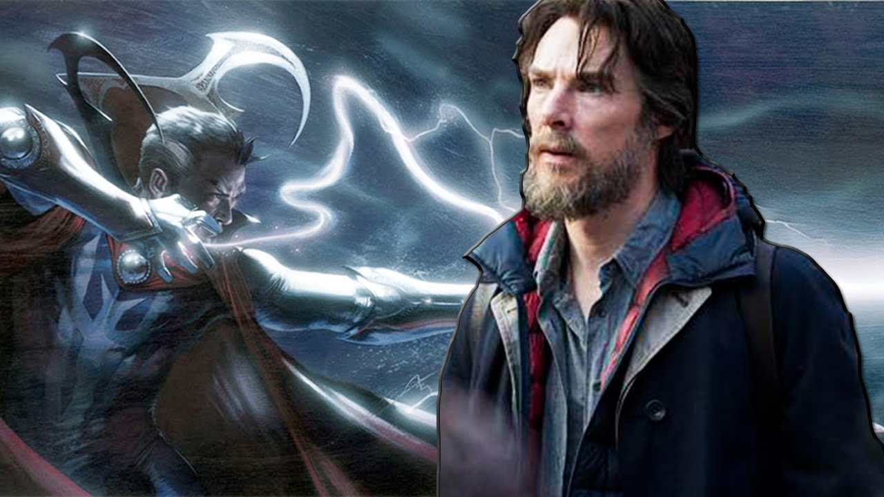 Benedict Cumberbatch Spotted Filming Doctor Strange In Nepal  YouTube