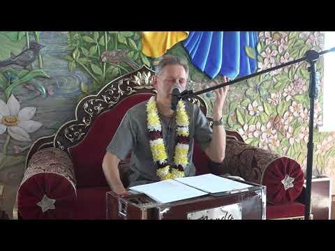 Шримад Бхагаватам 1.2.15 - Враджендра Кумар прабху