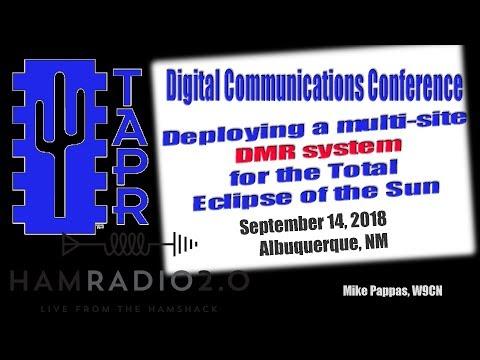Ham Radio 2.0 #154 - The 2017 Eclipse Multi-Site DMR System