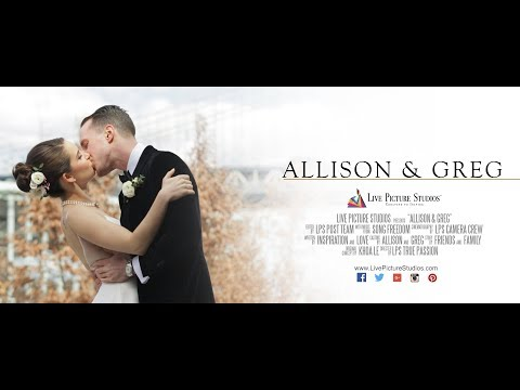 Allison and Greg – Wedding Highlight at 501 Union in Brooklyn, NY