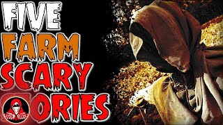 5 TRUE Farm Scary Stories with Unit 522