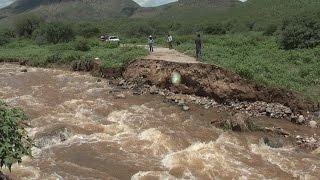 Rodeo | Habitantes de Rodeo son afectados por las fuertes lluvias